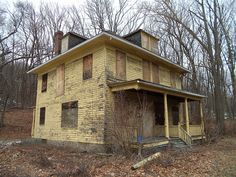 Orange County New York abandoned house by mainmanwalkin on Flickr.