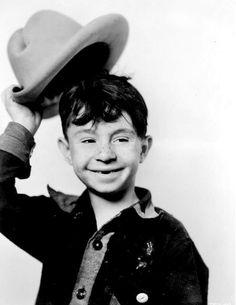 "Carl ""Alfalfa"" Switzer 1935"