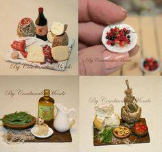 I love miniatures!!! Handmade scale 1/12 <3 <3 <3