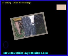 Gatlinburg Tn Bear Wood Carvings 194026 - Woodworking Plans and Projects!