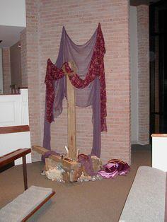 Progressive Lenten Altar #3
