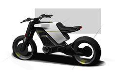 Husqvarna concept moto