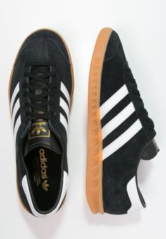 Hamburgs finished in core black suede with white ///-trim - just £44.99 in Zalando sale!