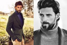 Massimo Dutti Personal Tailoring Autumn/Winter 2015 Country Lux Lookbook | FashionBeans.com