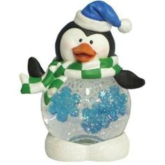 Lighted Penguin Figurine Globe with Winter Wonderland Snowflake Motif by StealStreet. $15.27. This gorgeous Lighted Penguin Figurine Globe with Winter Wonderland Snowflake Motif has the finest details and highest quality you will find anywhere! Lighted Penguin Figurine Globe with Winter Wonderland Snowflake Motif is truly remarkable.Lighted Penguin Figurine Globe with Winter Wonderland Snowflake Motif Details:Condition: Brand NewItem SKU: SS-WL-19123Dimensions: Dia: 90 (mm)Craf...