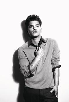 Bruno Mars, VOGUE