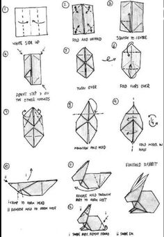 images about Origami Origami step by step