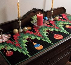 Dec La Table Kit by Grizzly Gulch Gallery From the Batik Paradise collection