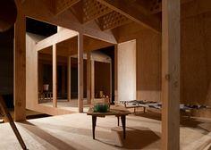 MOS' modular Corridor House is made entirely of hallways