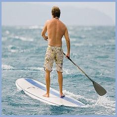 SUP Surfing Tips  Find out this information in order to use your SUP paddle board safely, there are important tricks and techniques that you must become familiar with. It is important to use your arms and legs for maintaining the balance on the paddle board while riding the waves as well as using the paddle for balancing.  http://standup-paddle.org/home/picking-up-the-right-paddle-surf-boards/