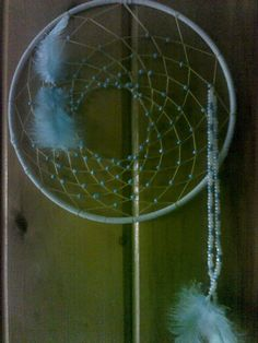 Items similar to med sized dreamcatcher on Etsy Dream Catcher, Unique Jewelry, Etsy, Vintage, Decor, Dreamcatchers, Decoration, Costume Jewelry, Vintage Comics
