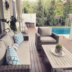 Qld outdoor living
