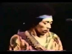 """Voodoo Child Jimi Hendrix live  """"he was a real spaceman. way he plays, way he moves....out of this world. that's genius and that's all.  ludchovek"""""""