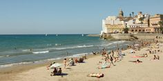Sitges - Garraf is a perfect region in which to relax and enjoy life #bcnmoltmes #Garraf #Sitges