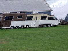Weird RVs: One of the most bizarre motorhomes you will ever see!
