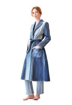 Maryam Coat   Spanish Moss