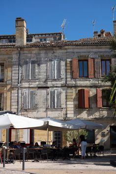Bergerac   Reiseroute vom Périgord nach Arcachon und Bordeaux   Reisenavi Bordeaux, Mansions, House Styles, Travel, Dreams, Pilgrims, Campsite, Log Home, Netherlands