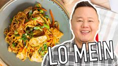 You can make your own restaurant-quality Lo Mein at home. Jet is here to show you the ropes step-by-step. Easy Chinese Recipes, Asian Recipes, Ethnic Recipes, Japanese Recipes, Chef Jet Tila, Food Network Recipes, Cooking Recipes, Chicken Lo Mein Recipe Food Network, Cooking Network