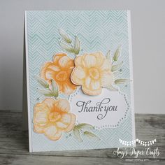 A New Season — Monday Montage Handmade Birthday Cards, Greeting Cards Handmade, Stamping Up Cards, Sympathy Cards, Flower Cards, Homemade Cards, Your Cards, Making Ideas, Thank You Cards