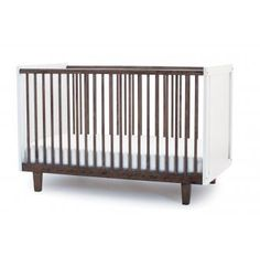 The Rhea Crib by Oeuf NYC is a modern update of the Robin crib. It's made in Europe of solid birch and Baltic birch plywood and features three adjustable mattress positions. When baby gets older the Rhea can be converted to a toddler bed (with a purchase Best Baby Cribs, Best Crib, Cot Bedding, Crib Mattress, Nursery Furniture, Nursery Art, Nursery Ideas, Cheap Furniture, Room Ideas