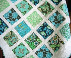 PDF QUILT PATTERNSimple Quick and Easy French Window by sweetjane