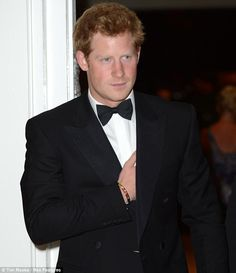 Prince Harry said he hoped his mother Princess Diana would be proud of his work with the charity Sentebale