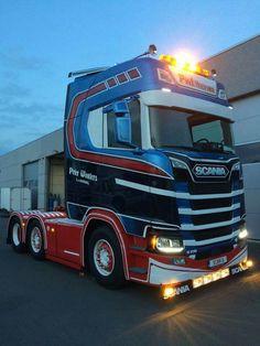 Scania S730 6x2