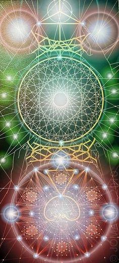 sacred geometry • artist: joma sipe (portugal)
