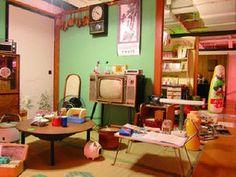 部屋の参考に☆昭和レトロな雰囲気の画像素材まとめ - NAVER まとめ Happy Room, Interior Decorating, Interior Design, Pink Room, Dollhouse Furniture, Good Old, Decoration, Vintage Decor, Logs