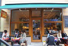 our shop - Klenzestrasse 53