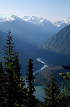 North Cascades, Sourdough Mountain Trail | Washington (by Shahid Durrani)