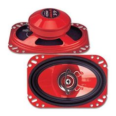 "Pair VOLFENHAG 4x6"" 350W 2-Way Car Audio Speakers [Electronics] by Volfenhag. $29.95. Volfenhag's Car Audio Speakers have a 1 1/2"" polymide cone midrange, and a butyl rubber surround."