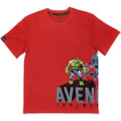 Avengers Graphic T Shirt Boys JCPenney 59d9af11ed51