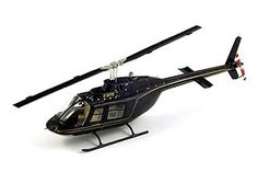 This Bell Jet Ranger Resin Model Helicopter is Black,,,,, http://www.browsetheramp.com/