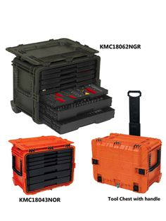 Snap-On :: All Weather Mobile Tool Chest