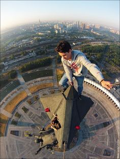 Top selfie by Kirill Oreshkin  on 500px