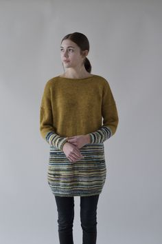KIT COUTURE Tjörn Pullover