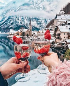 Do winter brides have winter honeymoon goals? Do winter brides have winter hon Oh The Places You'll Go, Places To Travel, Vacation Places, Travel Stuff, Travel Destinations, Beautiful World, Beautiful Places, Winter Bride, Photos Voyages