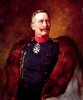 Portrait of Kaiser Wilhelm II of Germany,King of Prussia