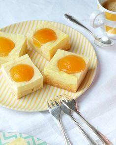 "Rezept Spiegel Eier Kuchen   Aprikosen Quarkkuchen   cake recipe   ""fried egg cake""   apricots   waseigenes.com"