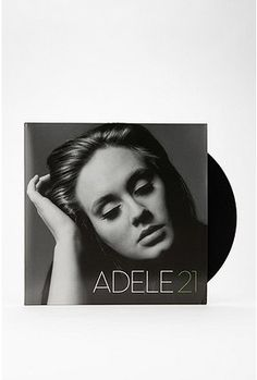 I would love to hear Adele on vinyl!!!