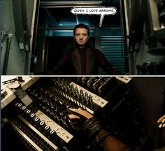 So it looks like they gave Hawkeye more arrows...!