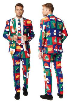 Why waste your time with just an tacky Christmas sweater, when you ...