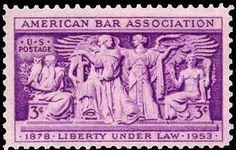 US Stamps 1953. Scott # 1022