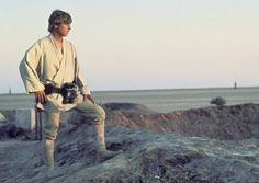 Traje Luke Skywalker