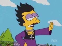 Lisa is me Cartoon Icons, Cartoon Memes, Cute Cartoon, Cartoon Characters, Cartoons, Bart Simpson, Simpson Tumblr, Phineas Et Ferb, Vintage Cartoon