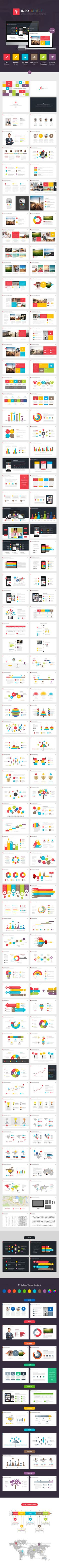 Ideo Powerpoint Presentation Template PowerPoint Template / Theme / Presentation…