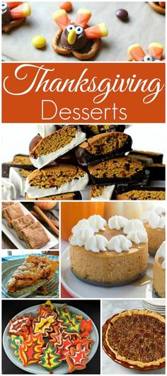 Desserts Your Guests Will Love Delicious collection of Thanksgiving dessert recipes that you, your family, and your guests will love.Delicious collection of Thanksgiving dessert recipes that you, your family, and your guests will love. Thanksgiving Desserts Easy, Great Desserts, Fall Desserts, Delicious Desserts, Dessert Recipes, Yummy Food, Thanksgiving Ideas, Party Recipes, Dessert Ideas