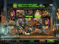 Jetzt ausprobieren kostenlos online Automat Zombie Rush - http://freeslots77.com/de/zombie-rush/