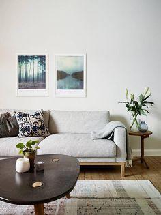 ilseboersma | Stadshem mäkleri #livingroom #scandinavian #interior